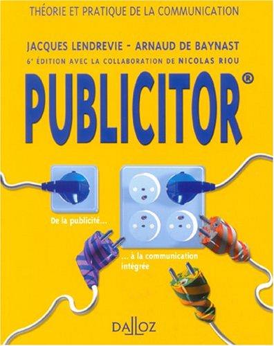 9782247055418: Publicitor