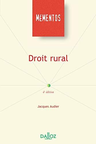9782247061624: Droit rural