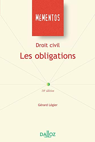 9782247063123: Les Droit civil. obligations - 18e éd.