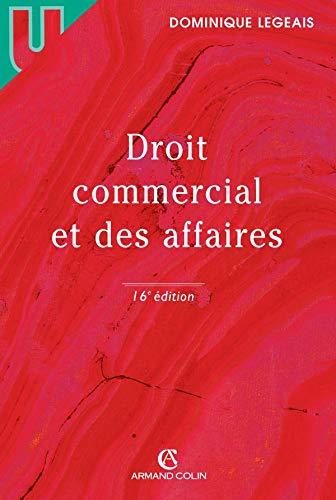 9782247063277: Droit commercial et des affaires