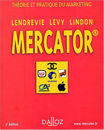 9782247063826: Mercator : Théorie et pratique du marketing (1Cédérom)