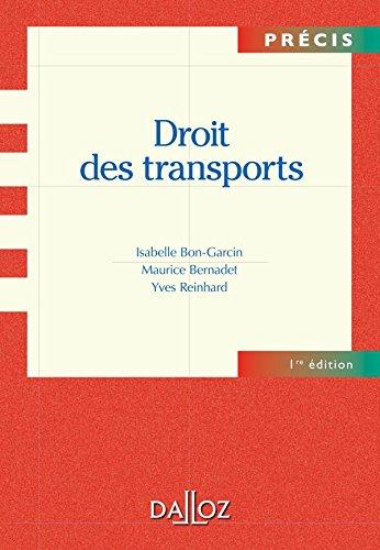 9782247064410: Droit des transports - 1ère éd.: Précis
