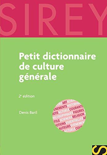 9782247068272: Petit dictionnaire de culture générale