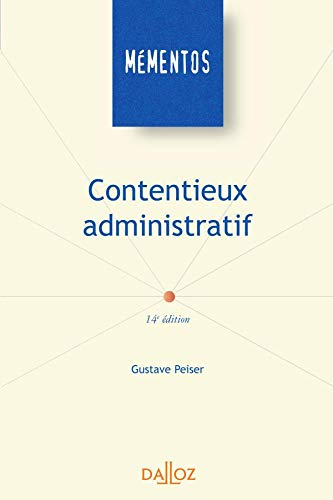 9782247068326: Contentieux administratif (French Edition)