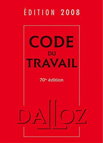 9782247076710: Code du travail