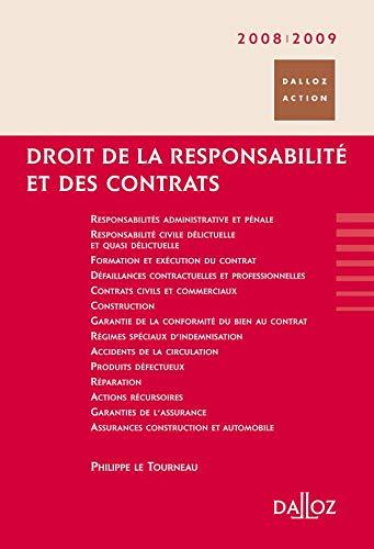 9782247077854: Droit de la responsabilit� et des contrats