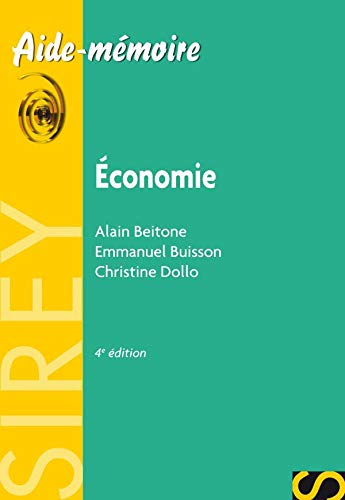 9782247079780: Economie (French Edition)