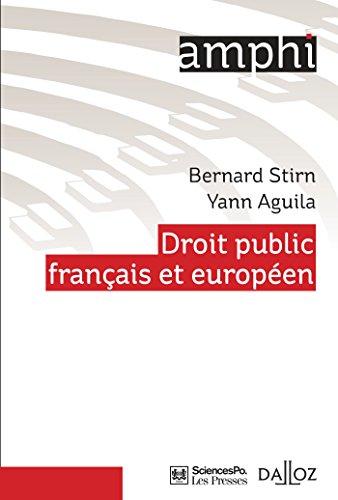 9782247079803: Droit public français et européen