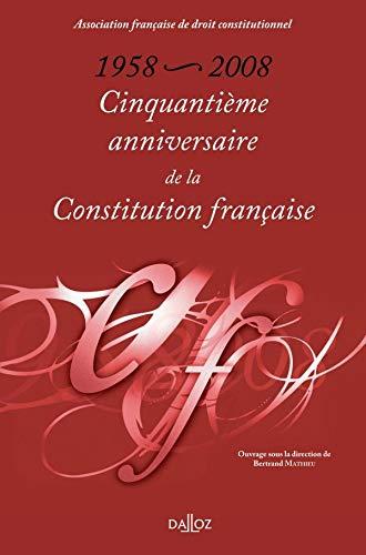 9782247080137: 50e anniversaire de la Constitution française