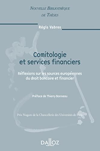 9782247082476: Comitologie et services financiers : Réflexions sur les sources européennes du droit bancaire et financier