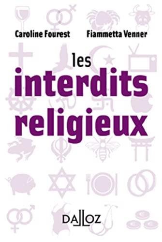 Les interdits religieux - 1ère édition (À savoir) (French Edition) - Fourest, Caroline; Venner, Fiammetta