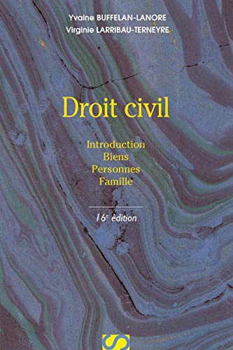 9782247084630: Droit civil 2009 (French Edition)
