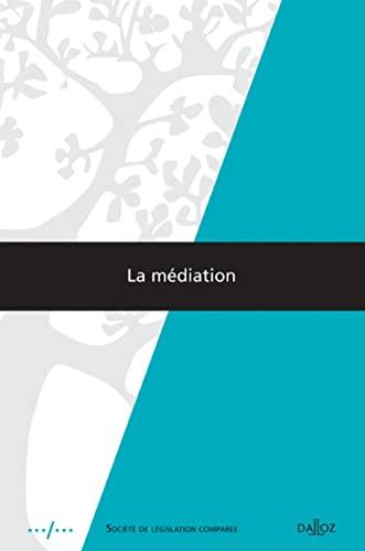 9782247085446: La m�diation