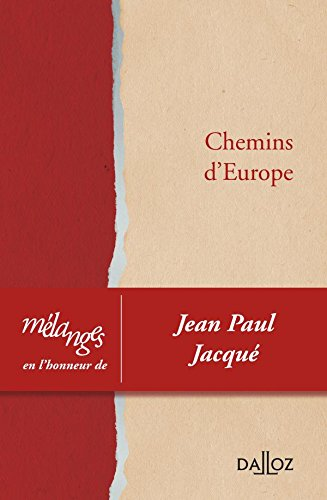 9782247089864: Chemins d'Europe (French Edition)