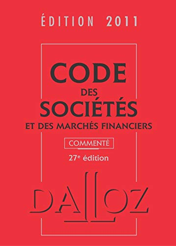 Code des sociétés et des marchés financiers: Valuet, Jean-Paul, Lienhard,