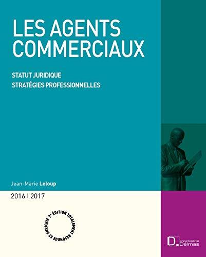 9782247111794: agents commerciaux ; statuts juridiques, stratégies professionnelles (7e édition)