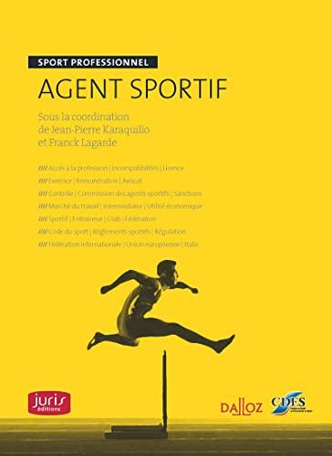 9782247119516: Agent sportif. Sport professionnel