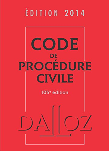9782247128761: Code de procédure civile