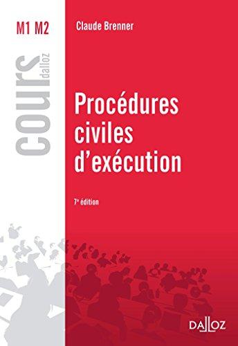 9782247129539: Procédures civiles d'exécution
