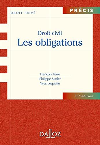 9782247130122: Droit civil : Les obligations