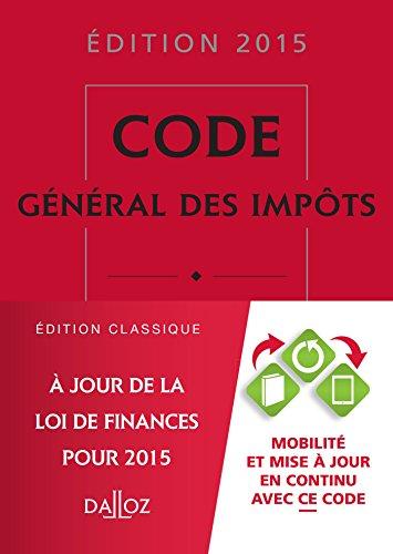 9782247150694: Code général des impôts 2015