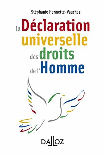 9782247151080: la Déclaration universelle des droits de l'Homme - 1re édition (À savoir)