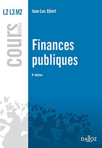 9782247151820: finances publiques (9e édition)
