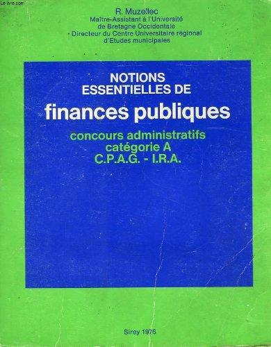 9782248001124: Finances publiques