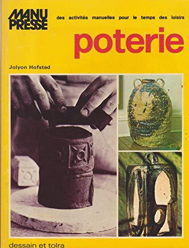 Poterie [Jan 01, 1975] Hofsted, Jolyon
