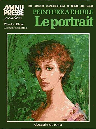 9782249229107: Le Portrait : Peinture à l'huile