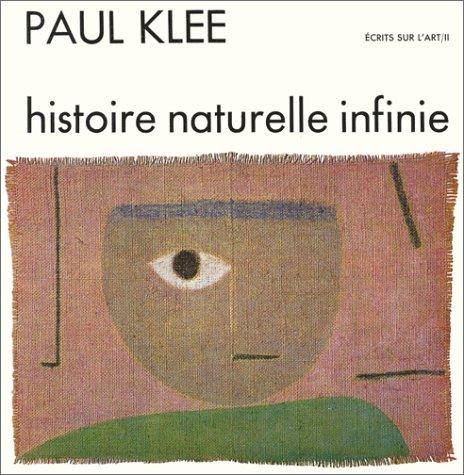 Histoire naturelle infinie, tome 2 (2249250197) by Paul Klee; Jürg Spiller