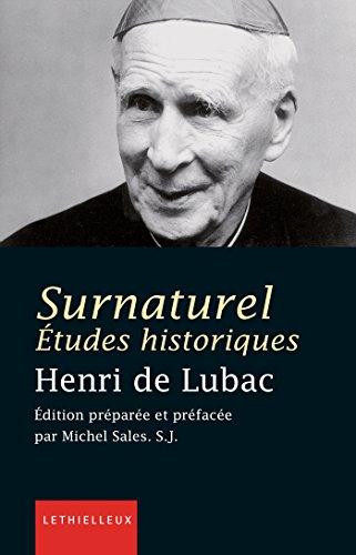 9782249621109: Surnaturel : Etudes historiques