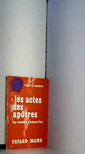 9782250003796: Actes des apôtres