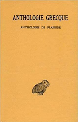 9782251000183: Anthologie grecque, 2e partie : Anthologie de Planude, tome13