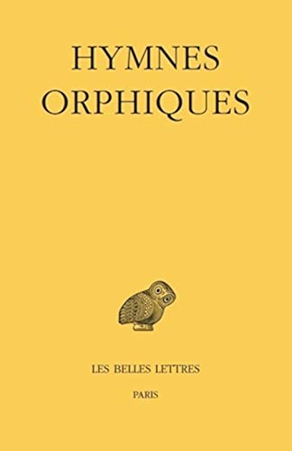 Hymnes orphiques: Anonyme