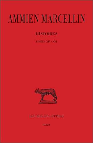 9782251010021: Histoires (Collection Des Universites De France Serie Latine) (French Edition)