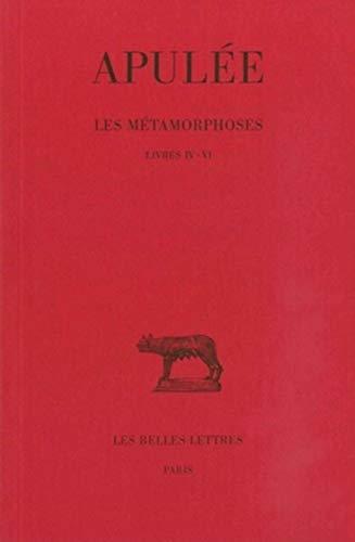 9782251010106: Métamorphoses, tome 2, livres IV-VI