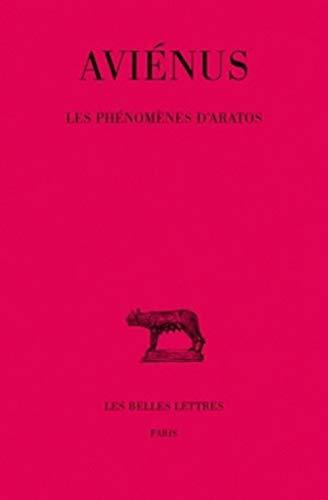 9782251010205: Les Ph�nom�nes d'Aratos