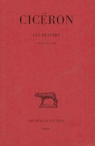 9782251010779: Les Devoirs. Tome II : Livres II et III