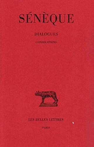 9782251012339: Dialogues, tome 3. Consolations