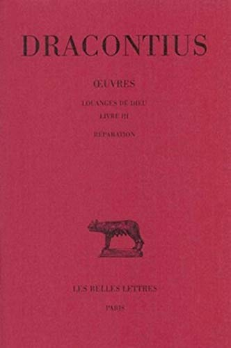 9782251013435: Oeuvres (Collection Des Universites de France Serie Latine) (French Edition)