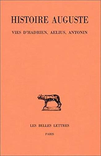 Histoire Auguste (Collection Des Universites De France: Callu, Jean-Pierre