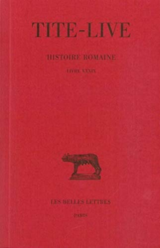 9782251013732: Hist. Romaine T29 L39 (French Edition)