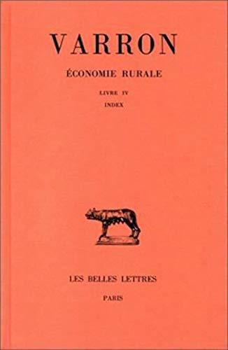 9782251014005: Économie rurale (Collection Des Universites De France Serie Latine) (French Edition)
