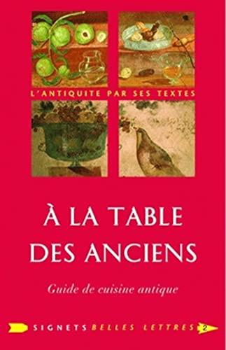 A la table des Anciens: Chantal, Laure de