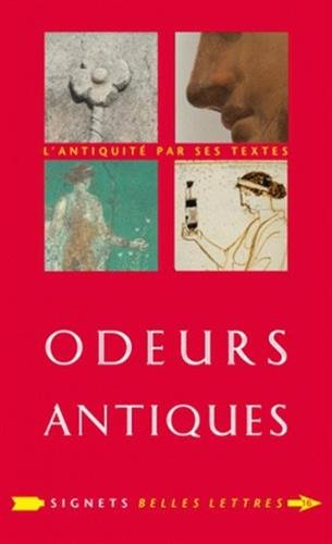Odeurs antiques: Bodiou, Lydie