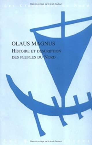 9782251071053: Histoire Et Description Des Peuples Du Nord (Classiques Du Nord) (French Edition)