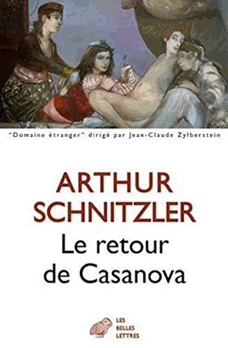 9782251210087: Le Retour de Casanova