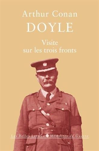 9782251310077: Une Visite sur trois fronts: Aper�u des lignes britanniques, italiennes et fran�aises