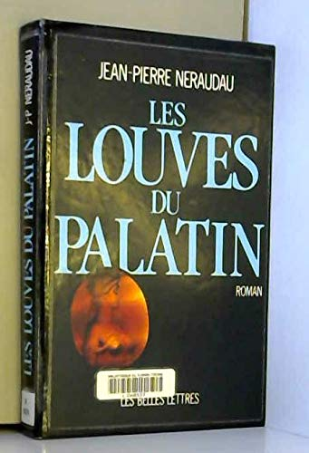 9782251337012: Les louves du Palatin: Roman (French Edition)